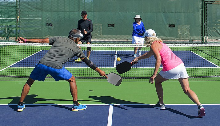 Recreation Coordinator Ryan Fruhwirth explained pickleball is increasing in popularity throughout the country, and will return to Kingman within the next few weeks. (Adobe Images)