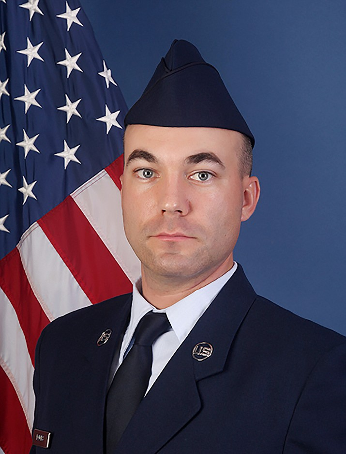 Airman Cody J. Loucks