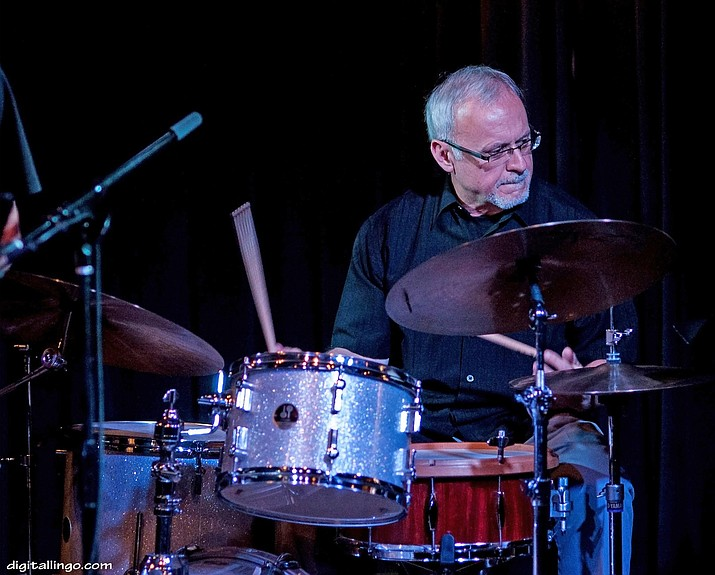 Dom Moio and the rest of his Don Moio Qunintet are among those slated to play at the Camp Verde Jazz Festival, set for Labor Day weekend at the Phillip England Center for the Performing Arts. Courtesy photo
