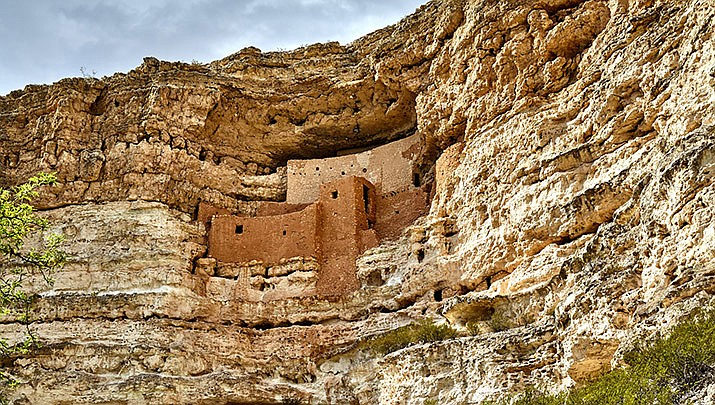 Montezuma Castle National Monument will be the first stop on the day trip being offered by Explore Arizona in partnership with Prescott Valley Parks and Recreation on Thursday, Aug. 29. (Courtesy stock image).