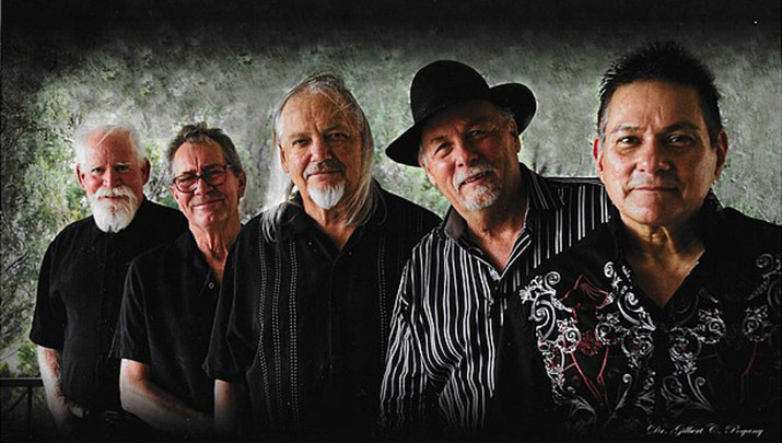 Toucan Eddy plays at Courthouse Plaza for Summer Concert Series, Aug. 16