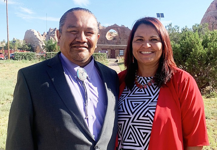 Navajo Nation Attorney General Doreen N. McPaul announced earlier this week the establishment of a new Chapter Unit within the Navajo Nation Department of Justice, to provide direct legal services to the Navajo Nation's 110 chapters. (Photo/OPVP)