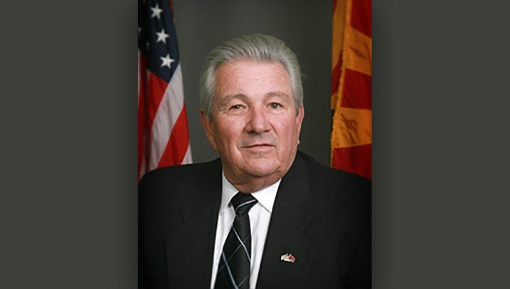 Yavapai County Supervisor Craig Brown