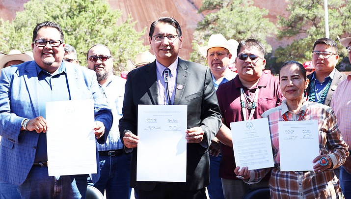 "Navajo Nation proclaims ""Navajo Nation Code Talkers Week"" Aug. 12-16"