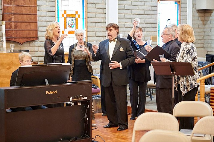 The Granite Mountain Bel Canto Singers, classical musicians and opera singers living in the Prescott area, are putting on their Summer Serenade on the Sea at 3 p.m. Sunday, Aug. 18.