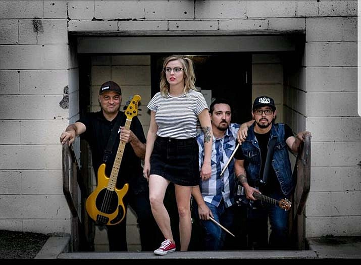 "The Swillers, a local band which Mohave County Fairgrounds Manager Tim Woods said has ""quite a following"" is one of a variety of bands set to perform at this year's Mohave County Fair. (Photo courtesy of The Swillers)"