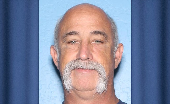 Paul Fagan, 63, was arrested Thursday, Aug. 15, 2019, and charged with luring a minor for sexual exploitation, among other charges, after a Prescott Valley Police Department detective posed as a 16-year-old girl via Facebook. (PVPD/Courtesy)
