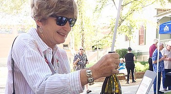 Sharlot's WineFest  sells out; proceeds  support museum photo