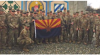 Prescott, Yavapai County to welcome home 'Charlie Company' at courthouse Sept. 7 photo