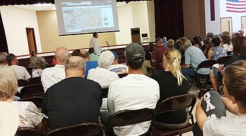 Beaver Creek residents voice opposition to Primrose Peaks Estates project photo