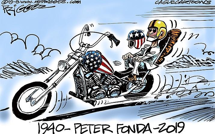 Editorial Cartoon | August 21, 2019