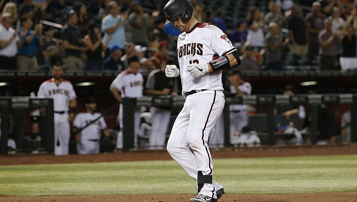Diamondbacks score 3 in 8th to rally past Rockies, 5-3