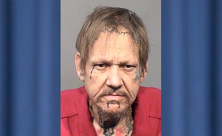 Randal Arrington, 50, was sentenced on Tuesday, Aug. 20, 2019, to serve seven years in prison on fentanyl-related charges. (Yavapai County Sheriff's Office/Courtesy)