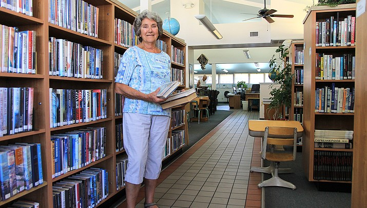 Andrea Dunn calls it a career after 30 years at Williams Public Library