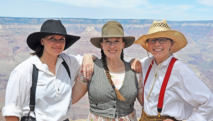 Echoes from the Canyon: history presentation shares a piece of Grand Canyon's past