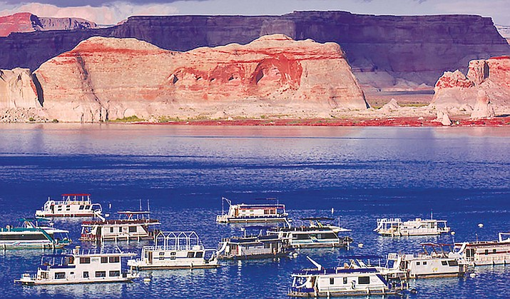 The body of a Colorado City man, who had gone underwater Sunday at a Lake Powell marina and not resurfaced, was pulled from the lake Monday. File photo