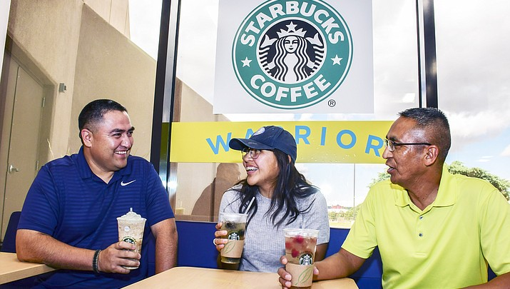 Cup 'O Joe: Warrior Coffee now serving at Diné College