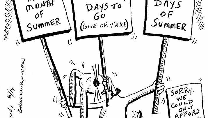 Rowdy: week of Aug. 21