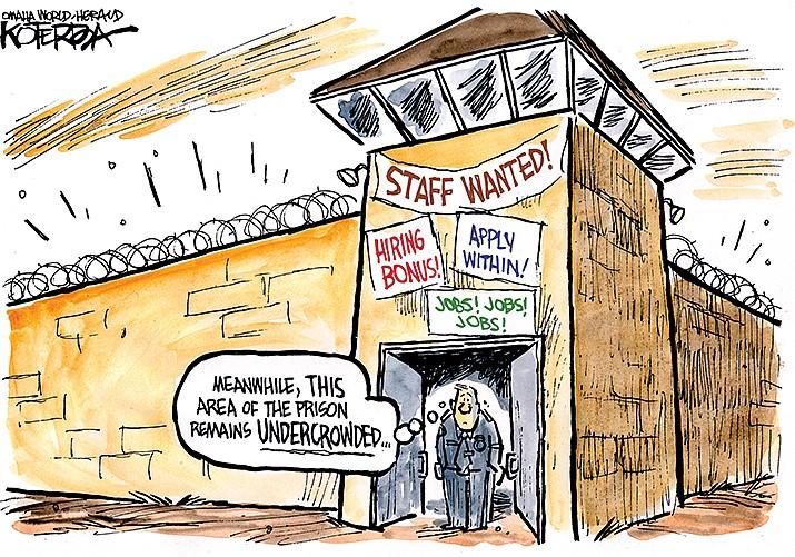 Editorial Cartoon | August 23, 2019