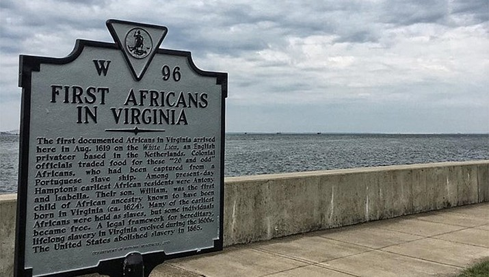 National Park Service to commemorate 400 years of African American history