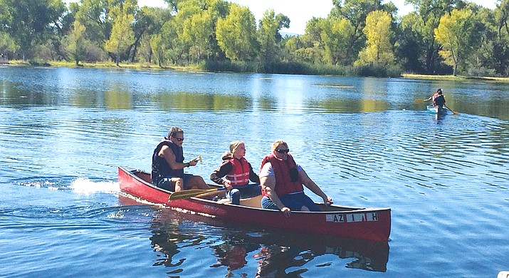 Verde River Day promotes preservation and care of the environment by showcasing informative exhibits on the Verde's riparian habitat. VVN file photo