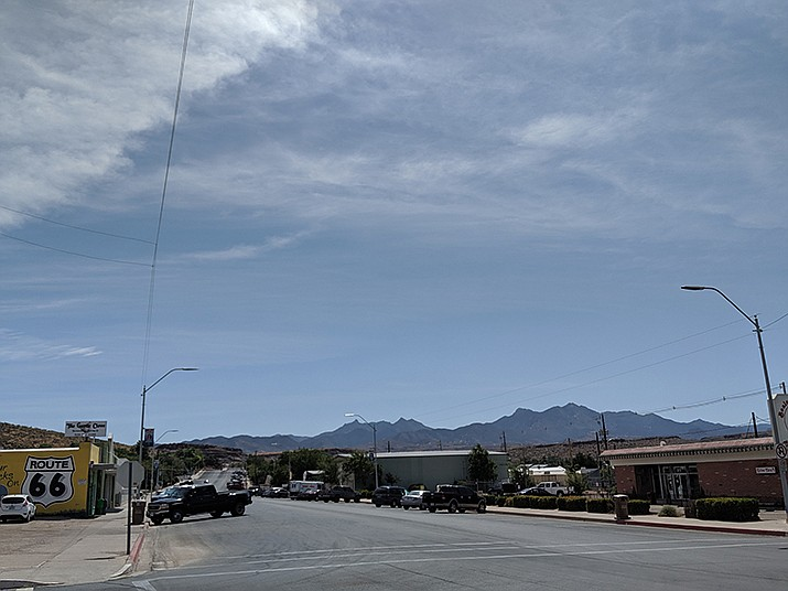 Clear skies and temperatures under 100 degrees are forecast for the coming weekend, according to the National Weather Service. (Photo by Travis Rains/Daily Miner)