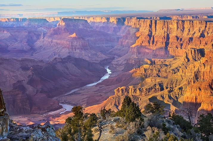 Free entrance at Grand Canyon Sunday, Aug. 25