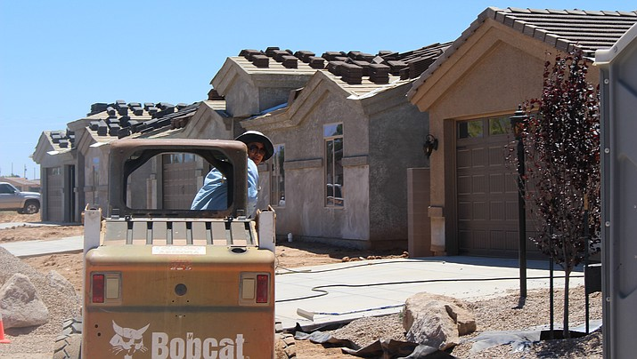 The City of Kingman issued 14 building permits in the week ending Aug. 16. (Daily Miner file photo)