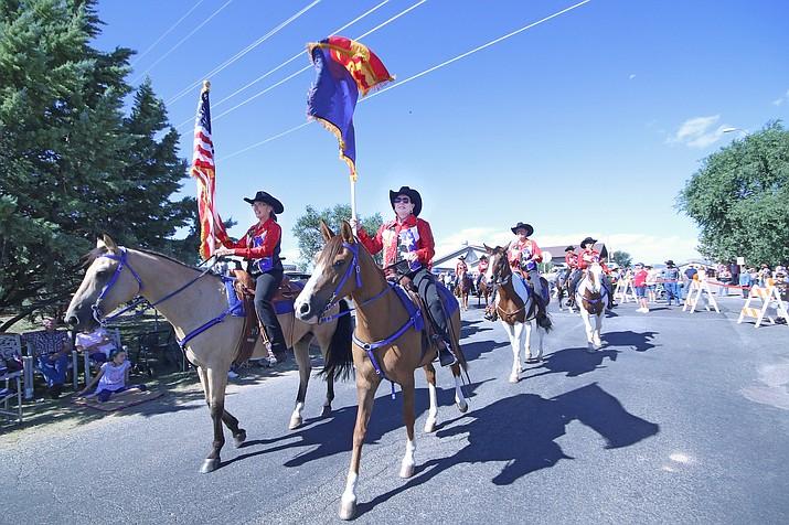 Chino Valley Territorial Days. (Matt Santos/Courtesy)