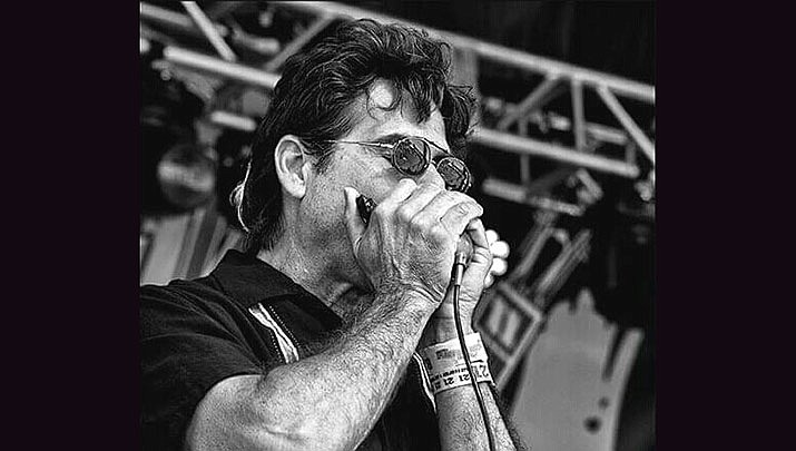 Ray Desylvester will be one of the featured performers at the Day of the Living Blues Harp 2 Festival at Watson Lake in Prescott on Saturday, Aug. 31. (Courtesy/Northern Arizona Blues Alliance)