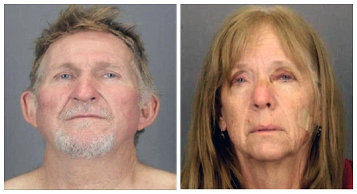 Susan Barksdale and Blane Barksdale (Tucson Police Department photo)