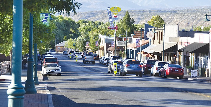After some years of inconsistency that included its treasurer disappearing with $100,000, the current board for Cottonwood's Old Town Association has held together for more than a year, with another year to go until the next election. VVN file photo