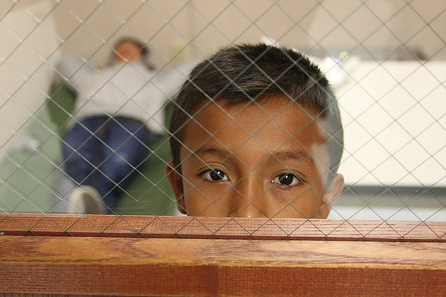 The U.S. government on Friday took another major step to end a settlement agreement governing the length of time and conditions in which it can detain immigrant children. (U.S. Border Patrol and Customs photo)