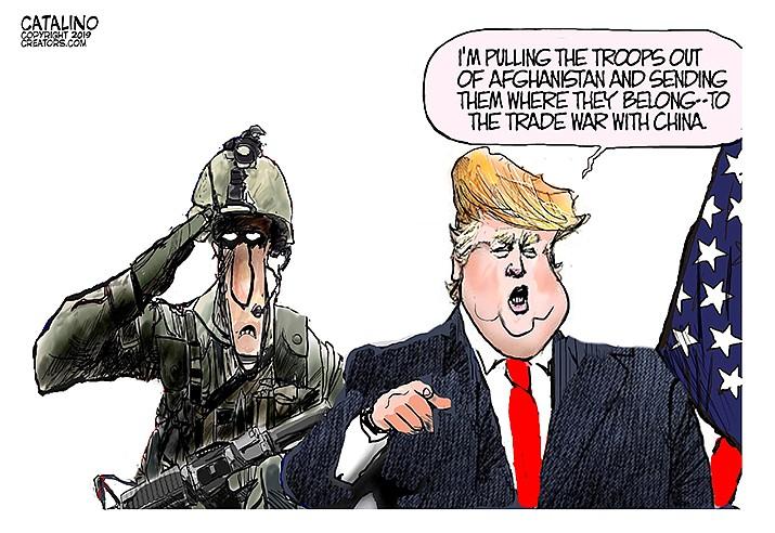 Editorial Cartoon | September 4, 2019
