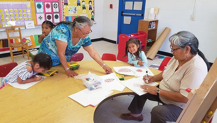 Preschool students gain language skills through Hopitutuqaiki immersion program