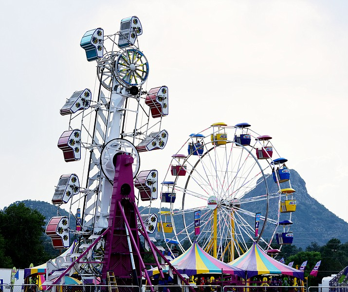 The 106th annual Yavapai County Fair will be held from Thursday Sept. 5 to Sunday, Sept. 8. (Les Stukenberg/Courier, file)