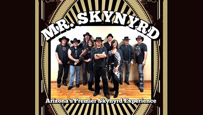 Mr. Skynyrd will be performing live at the Elks Theatre Performing Arts Center on Saturday, Sept. 7. (Elks Theatre Performing Arts Center)