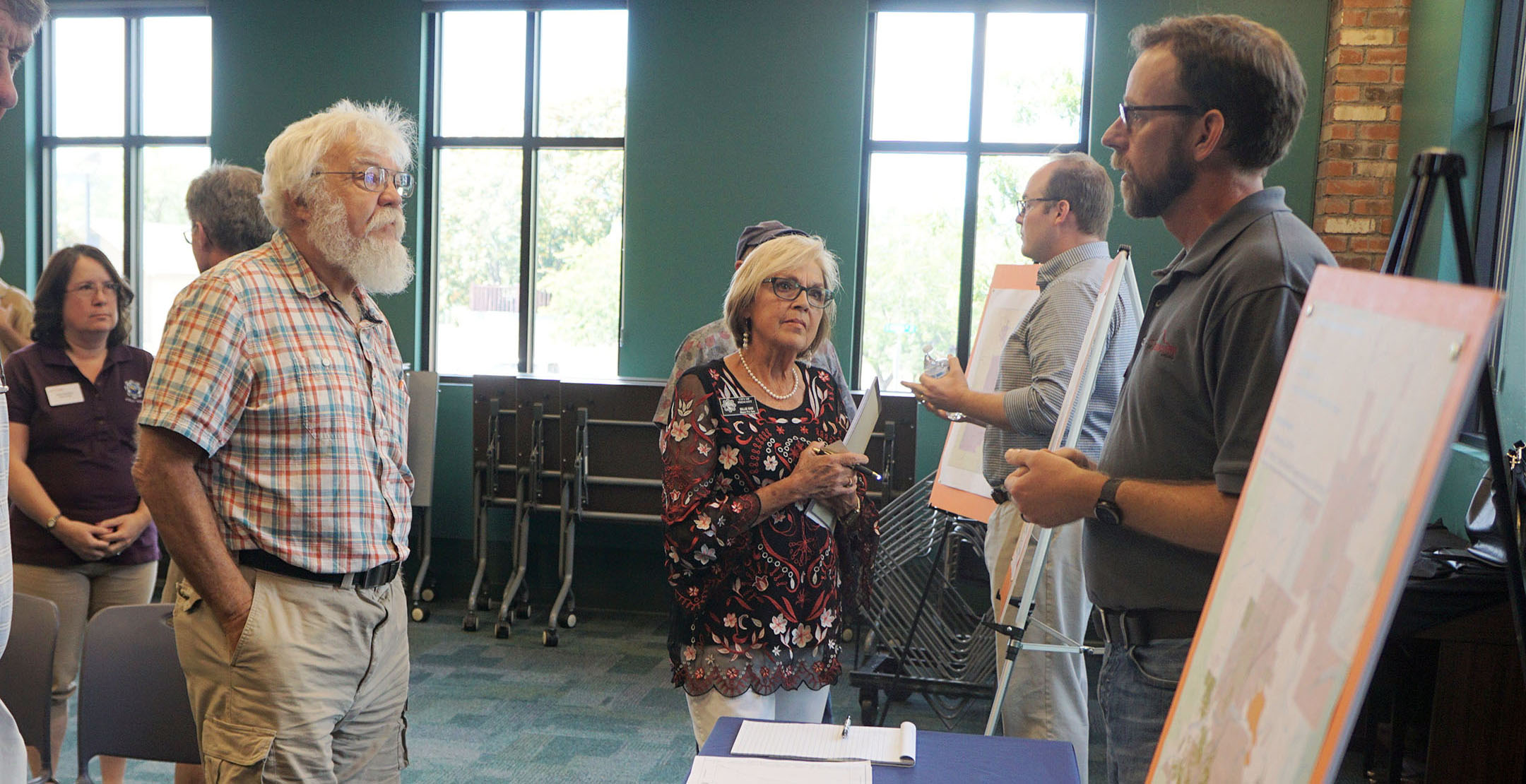 City kicks off community meetings on water policy changes