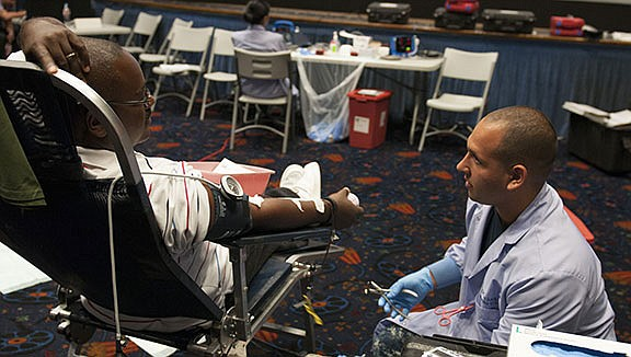 A blood drive will be held at Mohave County Community College on Wednesday. (Public domain)