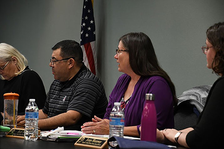Kingman Unified School District Governing Board meets at 5:30 p.m. Tuesday at the district office, 3033 MacDonald Ave. (Daily Miner file photo)