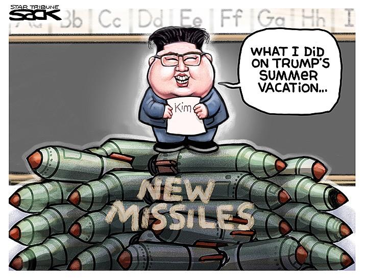 Editorial Cartoon | September 10, 2019