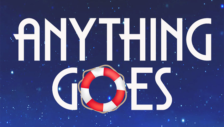 Enjoy the musical 'Anything Goes', Sept. 12 - 29