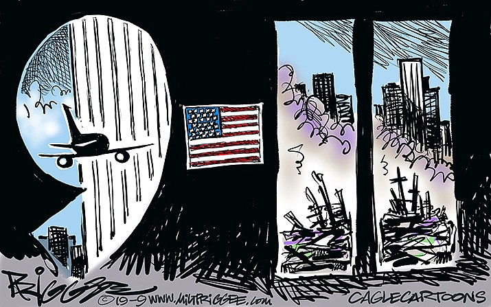 Editorial Cartoon | September 11, 2019