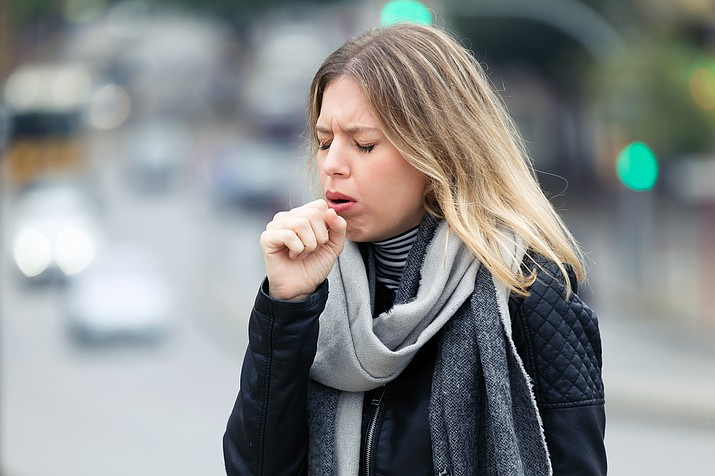 Approximately 8% of the U.S. population gets sick from the flu each year, with a range between 3-11% depending on the severity of the viruses circulating that season. (Courier stock photo)