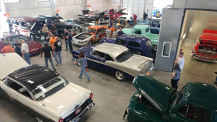 From 10 a.m. until 2 p.m. Saturday, Oct. 26, Vince's Auto Body and RV will hold its second car show, Show and Shine. Proceeds will be donated to Foster Hope Foundation. Photo courtesy Vince's Auto Body