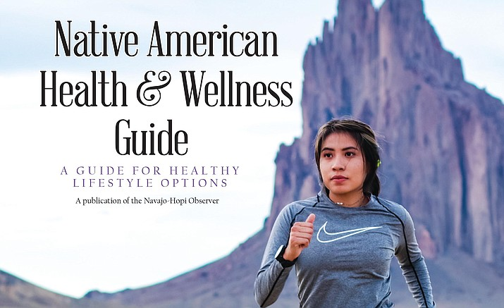 A Native American Health and Wellness Guide with medical directories, wellness articles and more will be available Sept. 18. (Photo/NHO)
