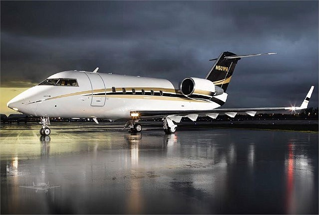 The type of private jet that winners of the Prescott Police Foundation's 2019 annual raffle fundraiser will be flown to Las Vegas on. (Prescott Police Foundation/Courtesy)