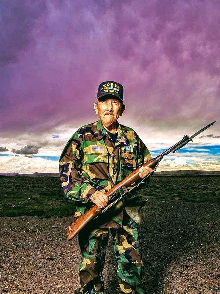 Korean war veteran Fred Curley passed away Aug. 31 at the age of 85. (Photo courtesy of Raymond Chee Jr. )
