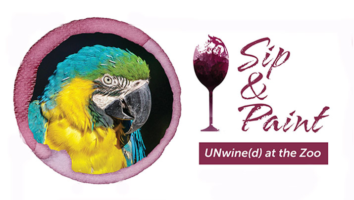 Sip & Paint at the zoo, Sept. 14
