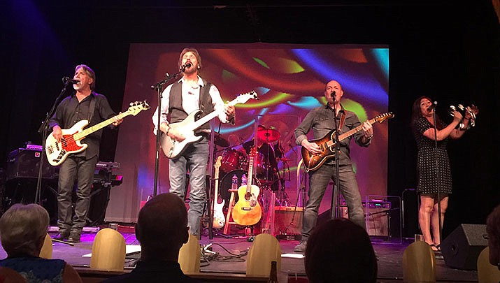 The Eric Clapton Experience performs at the Elks Theatre on Friday, Sept. 13. (The Eric Clapton Experience)